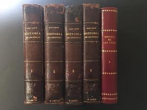 Historia de las Indias escrita por Fray: Casas, Fray Bartolomé