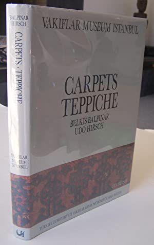 Carpets of The Vakiflar Museum Istanbul -: Balpinar, Belkis; Udo