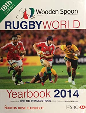 Wooden Spoon Rugby World Yearbook 2014: Ian Robertson