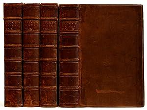 The works of Francis Bacon, Baron of: Bacon, Francis; David
