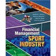 Financial Management in the Sport Industry: Matthew T. Brown,