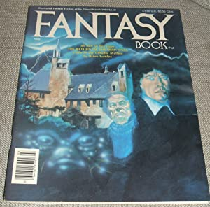 Fantasy Book March 1984 Illustrated Fantasy Fiction: Edited by Dennis