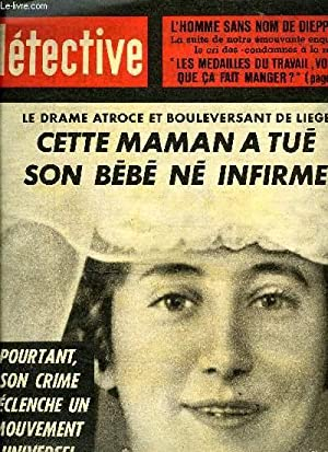 Détective n° 834 - Les confidences de: Jean Querat, Claude