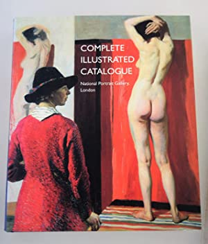 Complete illustrated catalogue, National Portrait Gallery