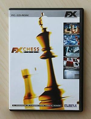 FX CHESS plus. El programa de ajedrez