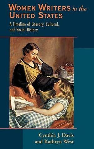 Women Writers in the United States: A: Davis, Cynthia J.;