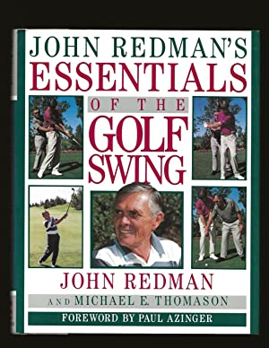John Redman's Essentials of the Golf Swing (Signed)