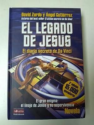 El legado de Jesus: David Zurdo y