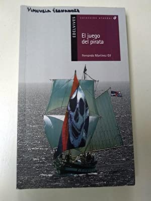 El juego de pirata: Fernando Martinez Gil