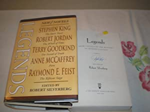 Legends: Stories By The Masters Of Modern: Robert Silverberg