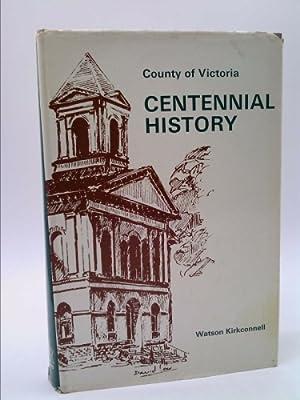 County of Victoria Centennial History: Kirkconnell, Watson