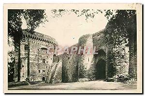 Carte Postale Ancienne Dinan C du N