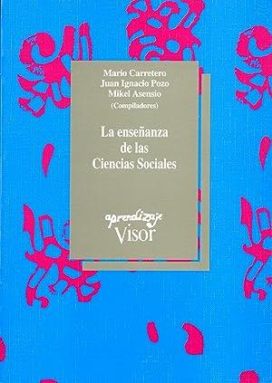 EnseÑanza ciencias sociales: Carretero, Antonio