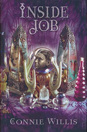 Inside Job SIGNED limited edition: Connie Willis