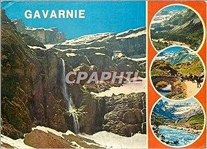 Carte Postale Moderne Gavarnie Hautes Pyrenees Le