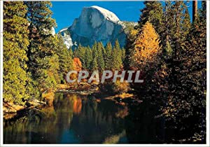Carte Postale Moderne Half Dome Most Famouse