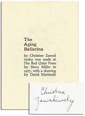 The Aging Ballerina [Signed]