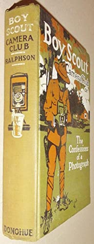 The Boy Scout Camera Club or The Confession of a Photograph (Boy Scout Series #10)