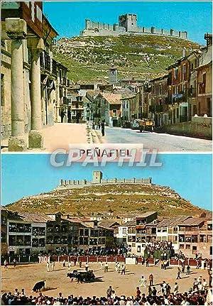Carte Postale Moderne Penafiel Carretera Velledolid y