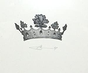 Crown - Artist's Proof of art work: Barry Moser