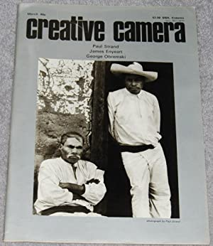 Creative Camera, March 1976, number 141: Colin Osman (editor)