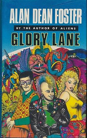 Glory Lane SIGNED UK HC ist: Alan Dean Foster