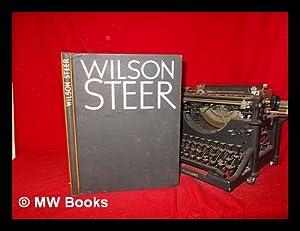 Wilson Steer / by Robin Ironside: Ironside, Robin
