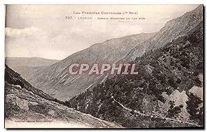 Carte Postale Ancienne Luchon Chemin Muletier du