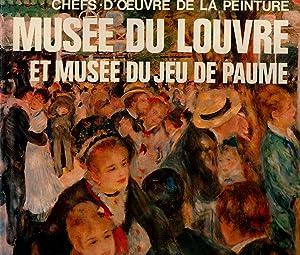 Chefs-d'oeuvre de la peinture,Musee du Louvre et: Texte de Luis
