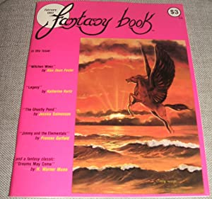 Fantasy Book February 1983 Illustrated Fantasy Fiction: Edited by Nick