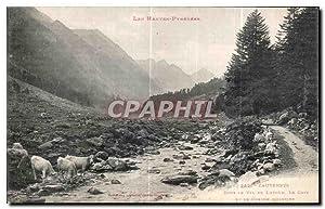 Carte Postale Ancienne Les Hautes Pyrenees Cauterets