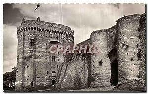 Carte Postale Semi Moderne Dinan Château de