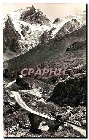 Carte Postale Ancienne Paysages Alpestres Chemin muletier