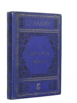 La lanterna magica di Giannettino.   Libro: Collodi, Carlo [C.