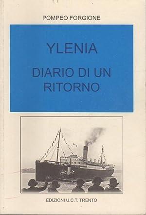 Ylenia: diario di un ritorno.: Collana di: FORGIONE, Pompeo.