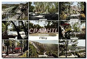 Carte Postale Moderne La Suisse Normande Clecy