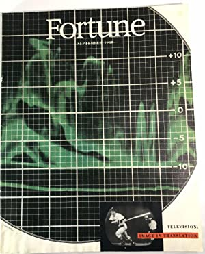 Fortune Magazine: September 1948, Vol. 38, No. 3