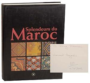 Splendeurs du Maroc (Signed First Edition): GRAMMET, Ivo, Benoit
