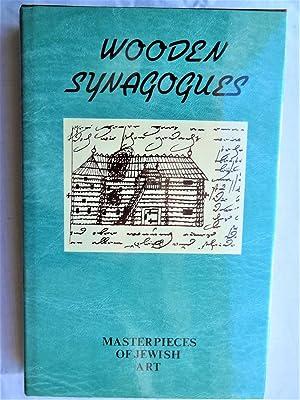 WOODEN SYNAGOGUES: YARGINA, Z., trans.
