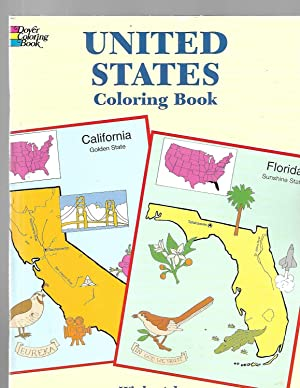 United States Coloring Book (Dover History Coloring: Winky Adam