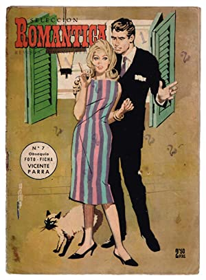 Romantica revista juvenil Femenina Nº7 Ibero Mundial