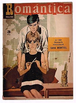 Romantica revista juvenil Femenina Nº209 Ibero Mundial