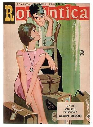 Romantica revista juvenil Femenina Nº131 Ibero Mundial