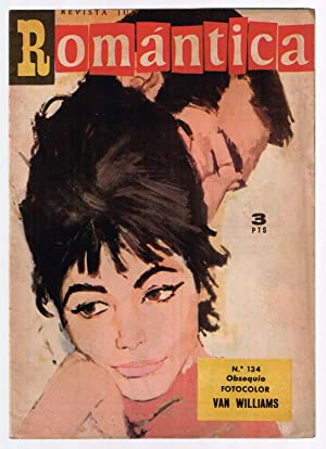 Romantica revista juvenil Femenina Nº134 Ibero Mundial
