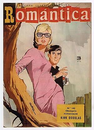 Romantica revista juvenil Femenina Nº140 Ibero Mundial