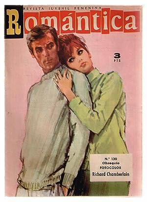 Romantica revista juvenil Femenina Nº130 Ibero Mundial
