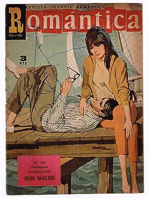 Romantica revista juvenil Femenina Nº187 Ibero Mundial