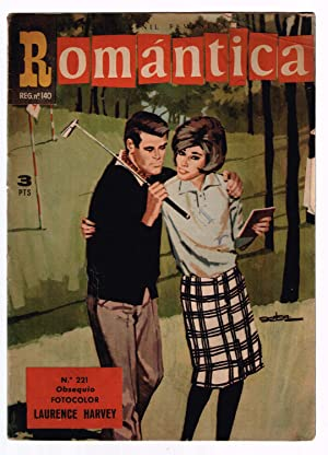 Romantica revista juvenil Femenina Nº221 Ibero Mundial