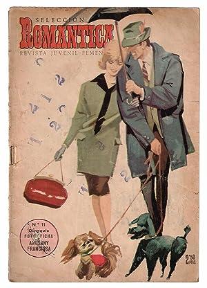 Romantica revista juvenil Femenina Nº11 Ibero Mundial
