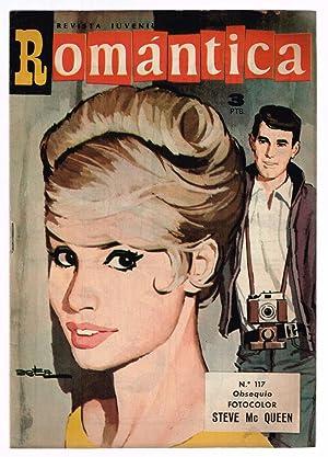 Romantica revista juvenil Femenina Nº117 Ibero Mundial